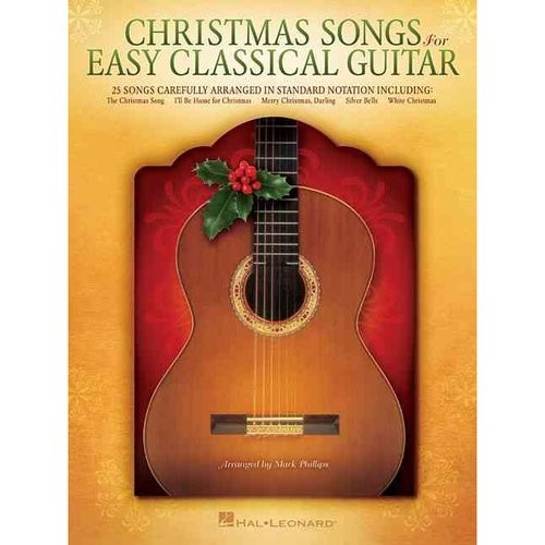 Christmas Songs for Easy Classical Guitar