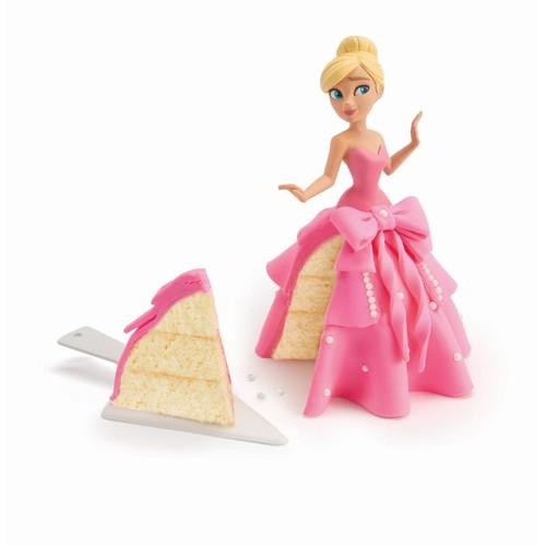 Real Cooking Princess Cakes Refill Mix - Pink