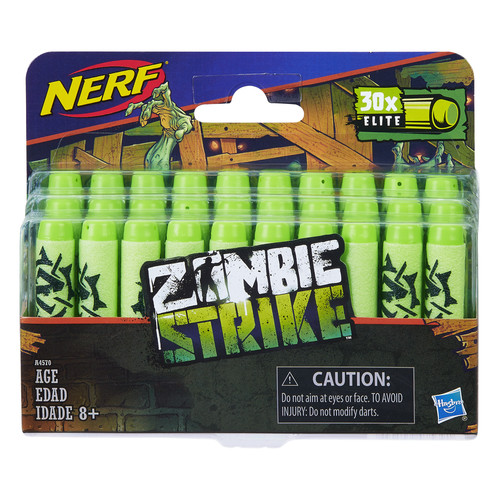 Nerf Zombie Strike Dart Refill - 30 pack