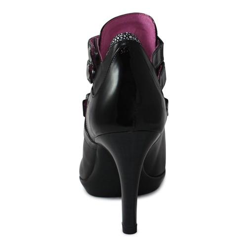 Tall Black Heel