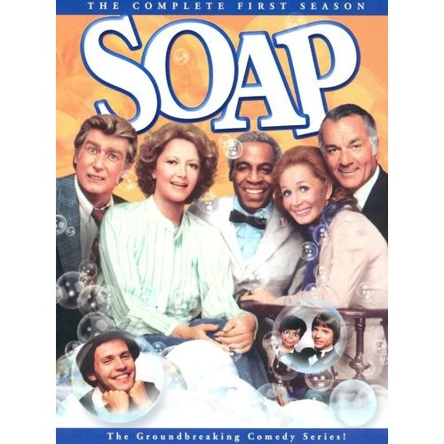 Soap: The Complete First Season [3 Discs] [DVD]