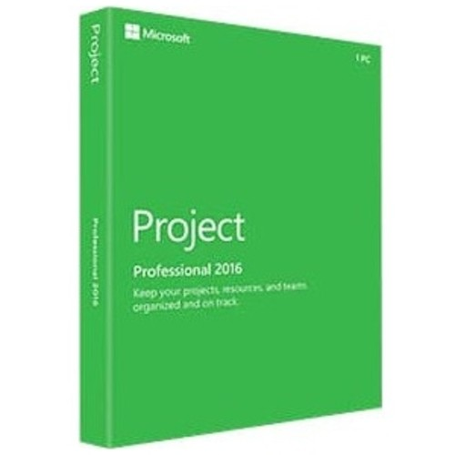 Project Pro 2016 Medialess