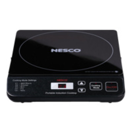 Nesco PIC-14 Portable Induction Cooktop with 1500-Watt