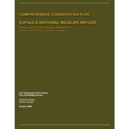 Eufaula National Wildlife Refuge Comprehensive Conservation Plan