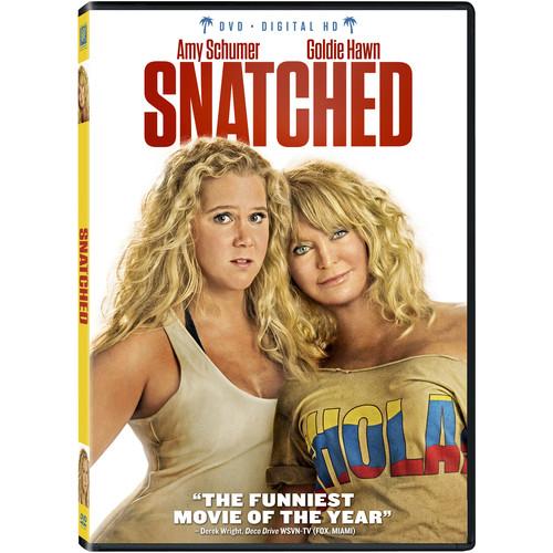 Snatched (DVD / Digital HD)