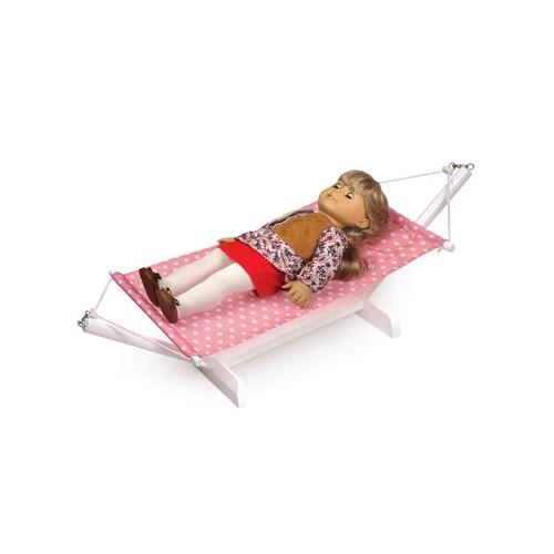 Badger Basket 4-Pc. Go Camping Set Doll Tent Set
