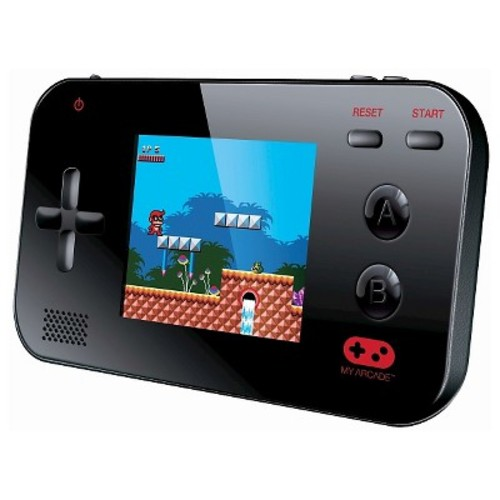 dreamGEAR Gamer V Portable Handheld System with 220 Built-In Arcade Style Video Games