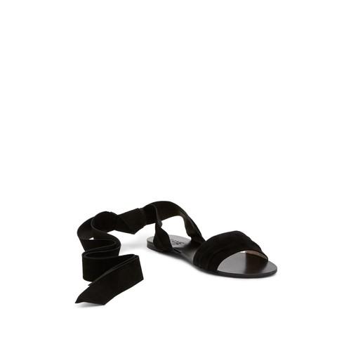 Sashi Ankle Tie Sandal