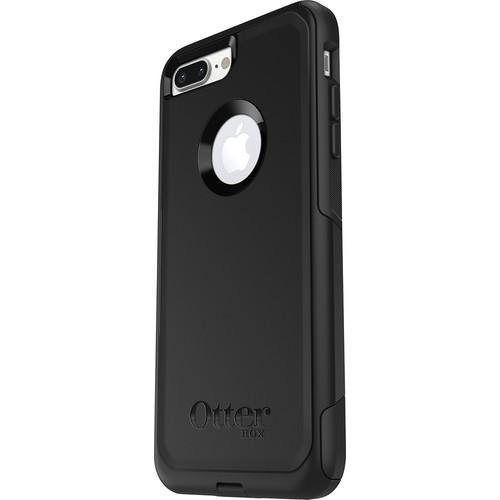 OtterBox - Commuter Series Case for Apple iPhone 7 Plus - Black