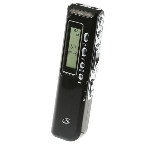 GPX 4GB Digital Voice Recorder