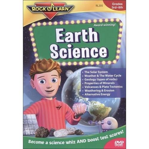 Earth Science DVD by Rock 'N Learn [1]