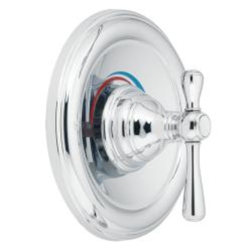 Fontaine Montbeliard Single-Handle Chrome Tub and Shower Valve Control