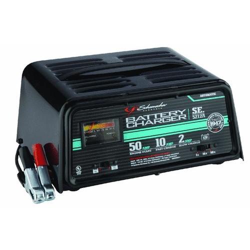 Schumacher 12V Automatic Starter/Battery Charger - SE-5212A-CA