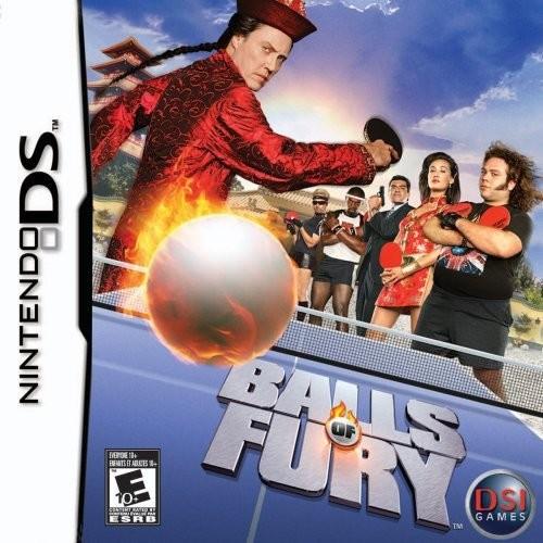 Balls of Fury - Nintendo DS [Disc, Nintendo DS]