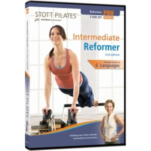 STOTT PILATES Intermediate Reformer Challenge DVD