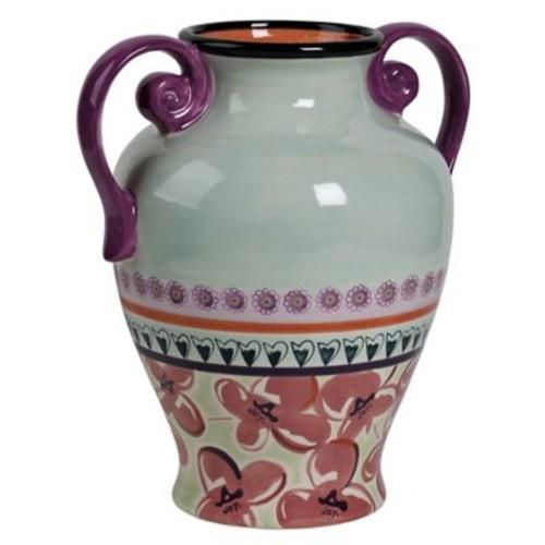 Kathy Davis Hearts and Flowers Vase