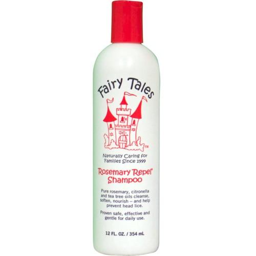 Fairy Tales Repel Shampoo, Rosemary, 12 Fluid Ounce [12 fl oz]