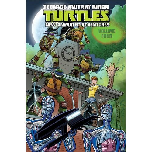 Teenage Mutant Ninja Turtles New Animated Adventures 4