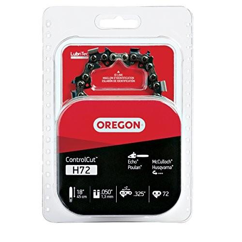 Oregon 18-Inch Pro-Guard Chain Saw Chain Fits Craftsman, Echo, Homelite, McCulloch, Poulan H72