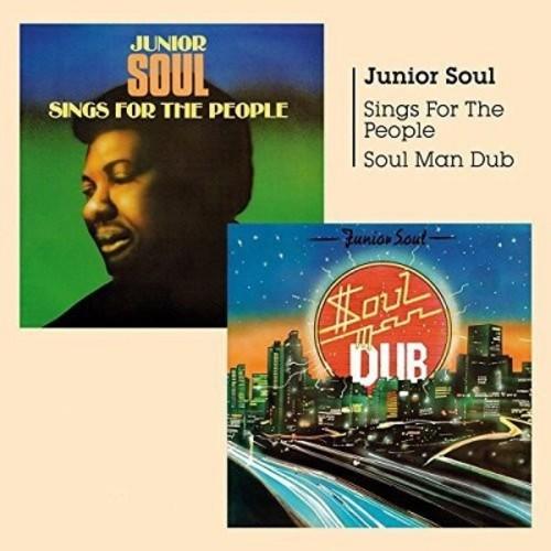 Junior Soul - Soul Man Dub & Sings For The People (CD)