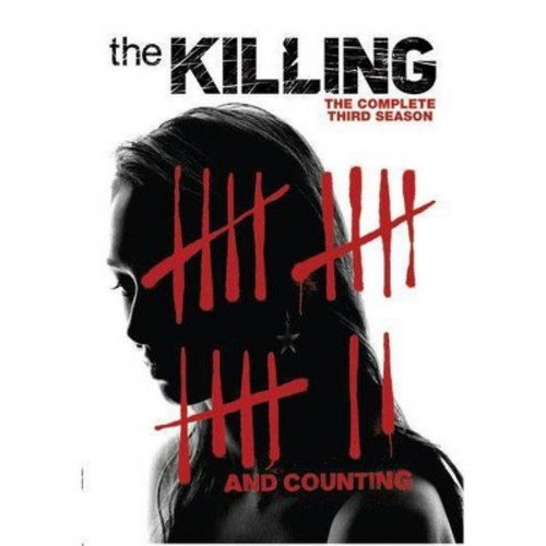 The Killing: The Complete Third Season (DVD)