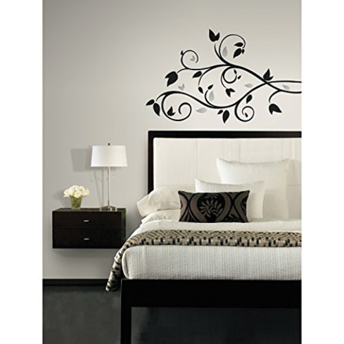 RoomMates Foil Tree Branch Peel-and-Stick Wall Decal