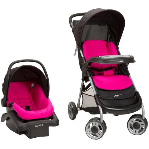 Cosco Lift & Stroll Plus Stroller Travel System