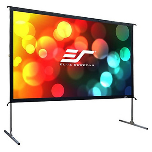 Elite Screens Yard Master 2 OMS90H2 Projection Screen - 90