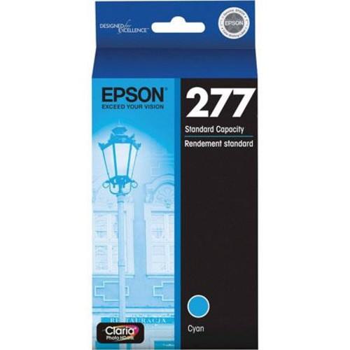 Epson Claria 277 Ink Cartridge - Cyan EPST277220