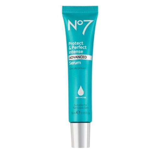 No7 Protect & Perfect Intense Advanced Serum Tube 1 oz