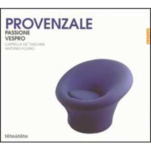 Provenzale: Passione; Vespro Capella de' Turchini Audio Compact Disc