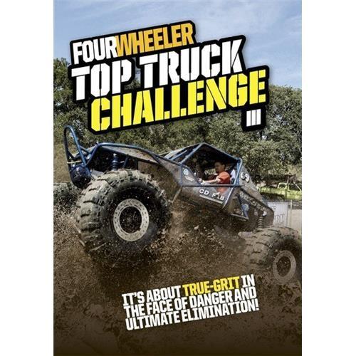 Four Wheeler Top Truck Challenge III DVD-5