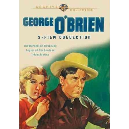 George O'Brien 3-Film Collection (DVD)
