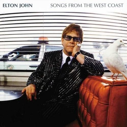 Elton John - Songs From The West Coast [Vinyl]