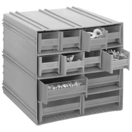 Quantum Storage Interlocking Cabinets  11in. x 5 5/8in. x 3 5/16in. Size