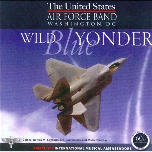 Wild Blue Yonder [CD]