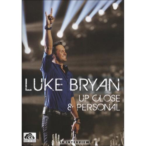 Luke Bryan: Up Close and Personal [DVD] [2015]