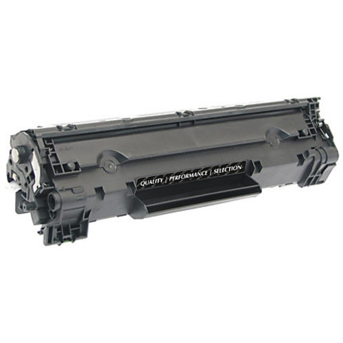 Clover Technologies Group 200779P (HP 83X / CF283X) High-Yield Remanufactured Black Toner Cartridge