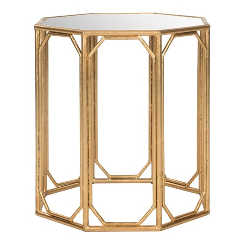 Safavieh Muriel Mirrored Accent Table