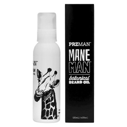 PRZMAN Mane Man Botanical Beard Oil 4.05 oz