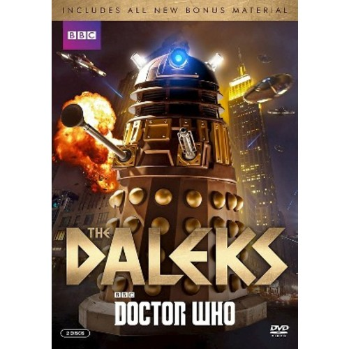 Doctor Who: The Daleks [2 Discs]