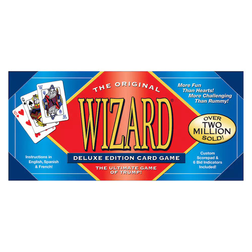 US Games & Creative Whack Wizard DLX Card Game