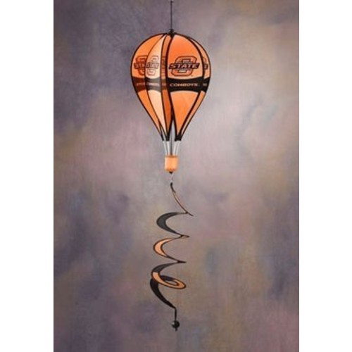 Bsi Products 69047 Hot Air Balloon Spinner - Oklahoma State Cowboys