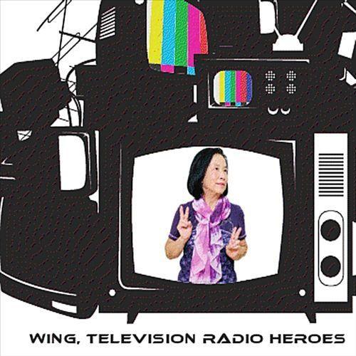 Television Radio Heroes [CD]