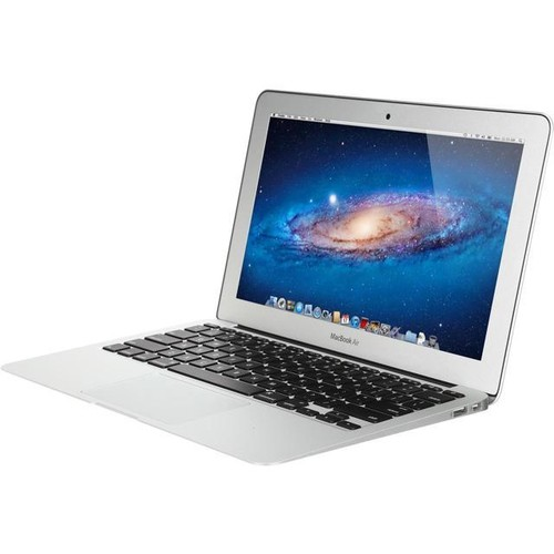 Apple Laptop MacBook Air MJVM2LL/A 5th Generation Intel Core i5 1.6 GHz 4 GB Memory 128 GB SSD Intel HD Graphics 6000 11.6