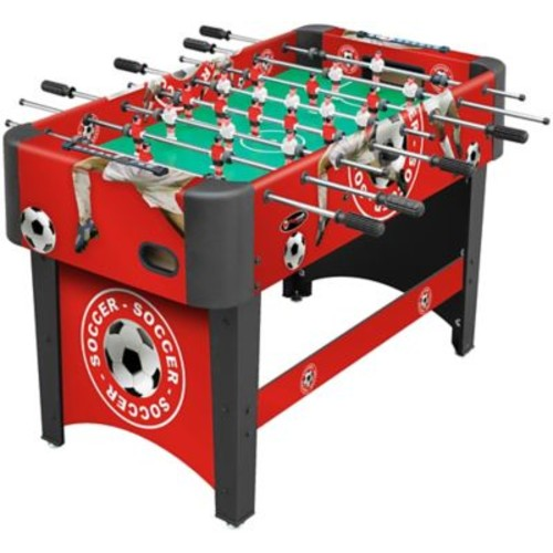 Sport 48 Foosball Table - Color: Red