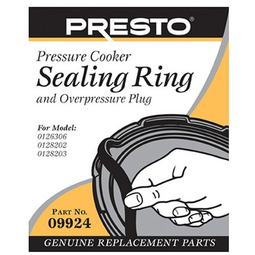 Presto Pressure Cooker Sealing Ring (09924)