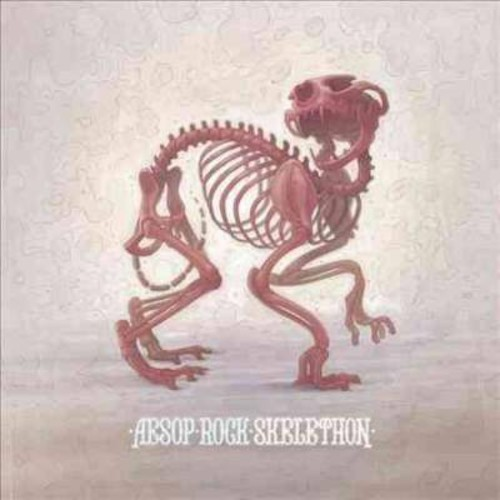 Aesop rock - Skelethon [Explicit Lyrics] (CD)