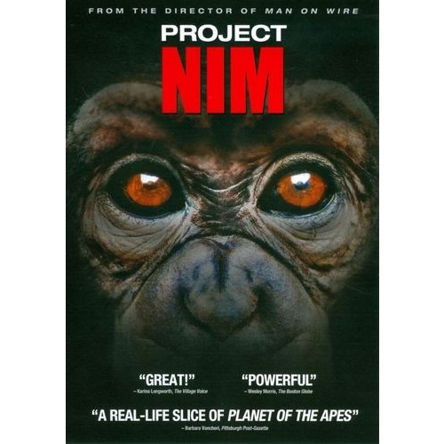Project Nim [DVD] [2011]