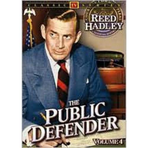 Public Defender, Vol. 4